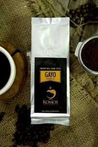 よく売れている 100% コピルアク ガヨ 豆 100gr インドネシア産