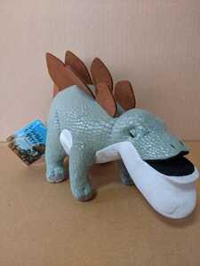 シャクレルプラネット ダイナソー ぬいぐるみ シャクレルステゴザウルス 非売品 他出品中