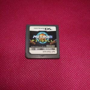 メトロイドピンボール DSソフト