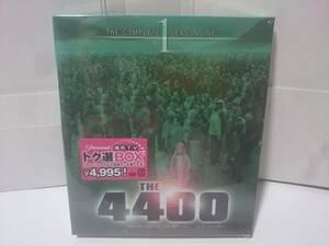 送料無料/未開封DVD/THE 4400シーズン1/海外TVトク選BOX