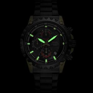 【中古品販売】【安く買えます!】2019男性合金腕時計ステンレス鋼smael腕時計メンズ高級腕時計SL-9105防水レロジオmasculino腕時計