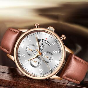 【中古品販売】【安く買えます!】2020 ligeメンズ腕時計トップブランドの高級防水24時間日付クォーツ時計男性腕時計レロジオmasculino