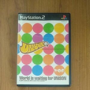 ユニゾン  PS2 中古ソフト