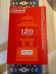 【送料無料】COLEMAN/コールマン シーズンズランタン2021【120thアニバーサリー】