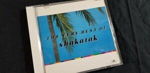 シャカタク THE VERY BEST OF shakatak