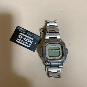 あ-1164)CASIO カシオ G-SHOCK MRG-110T MR-G 腕時計 中古現状品