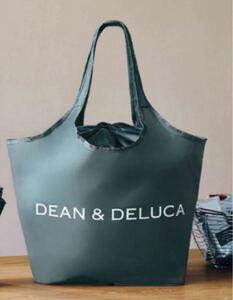 DEAN&DELUCA 買物バッグ ディーン&デルーカ レジかごバッグ エコバッグ