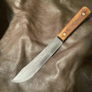 オールド ヒッコリー ナイフ アメリカン ビンテージ ONTRIO KNIFE CO OLD HICKORY アウトドア キャンプ バーベキュー 106 ⑨