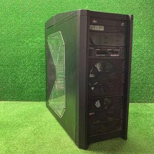 GK-201 激安 自作PC ケース ATX Antec 通電確認のみ ジャンク