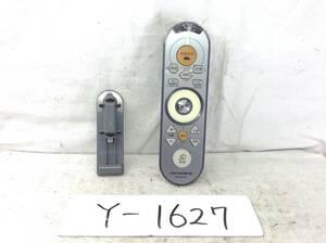 Y-1627 カロッツェリア CXC7713 ナビ用 リモコン 即決 保障付