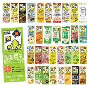 キッコーマン 豆乳飲料 200ml紙パック×18本[18本×1箱]