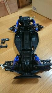 タミヤ サンドバイパー DT-02 XB完成品 新品取り外し品