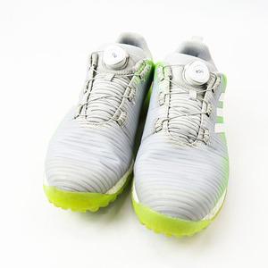 adidas GOLF アディダスゴルフ FV2521 コードカオス ボア ロウ ゴルフシューズ グレー系 26.0 [240001525623] ゴルフウェア メンズ