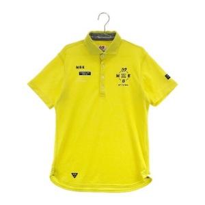 MASTER BUNNY EDITION マスターバニーエディション 2020年モデル 半袖ポロシャツ イエロー系 5 [240001579454] ゴルフウェア メンズ