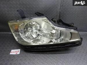 ホンダ 純正 RK1 RK2 ステップワゴン ハロゲン ヘッドライト ヘッドランプ 右 運転席側 KOITO 100-22012 割れ無し 在庫有 即納 棚14-5