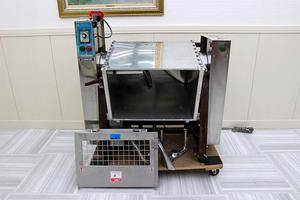 業務用 さぬき麺機 スーパーニーダー 攪拌機 手打麺機 うどんそばラーメン 製麺機器 25k ミキサー SN25P 100V ねり手ごね 機械-2