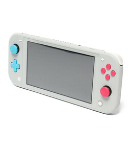 Nintendo Switch Lite 本体 ポケットモンスター ザシアン ザマゼンタ HDH-001 ニンテンドー
