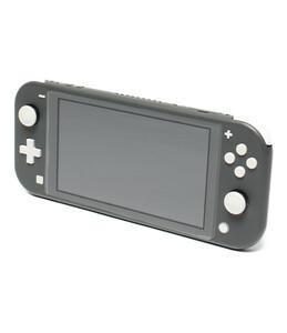 Nintendo Switch Lite 本体 グレー HDH-001 ニンテンドー