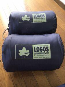 LOGOS シュラフ 封筒型シュラフ 寝袋