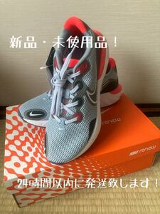 新品・未使用品!  Nike Renew Men's Running Shoe ランニングシューズ