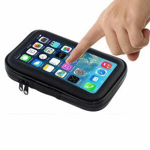スマートフォン タンクバッグ バイク用 アームバンド スマホホルダー おすすめ シンプルスマホ4 防水ケース