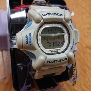 即決 最終値下!超希!ラスト1本!1999年発売 生産終了テリエ ライズマン DW-9100BD-2T CASIO Gショック 電池交換済み安心個体