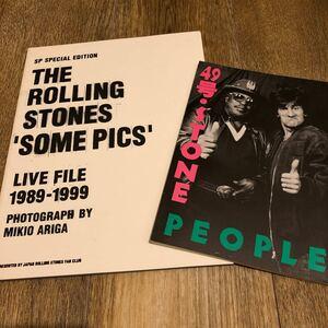 The Rolling Stones 写真集