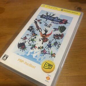 【PSP】 パタポン3 (PATAPON3) [PSP the Best]ケースのみ