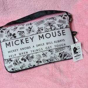 新品 ミッキー 折りたたみバッグ レジカゴバッグ お買い物バッグ コンパクト ディズニー Disney エコバッグ トートバッグ ミッキーマウス