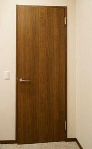 セール D7J-2 ◇ 750*2030(枠外) ◇ EIDAI ◇ 右吊ドア ◇ 枠付 ◇ ストッパー付 ◇ 展示品