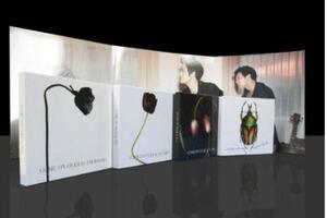 【廃盤】公式 COME ON OVER 2012 JYJ プライベートDVD [5DVD+写真集] ジェジュン ジュンス ユチョン / J-JUN CD Blu-ray トレカ