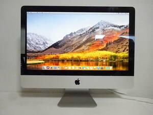 Apple iMac 11.2 Mid 2010 A1311 Core i3 3.06GHz メモリ :4GB HDD :1TB OS:10.13.6 Radeon HD4670 AirMac カメラ