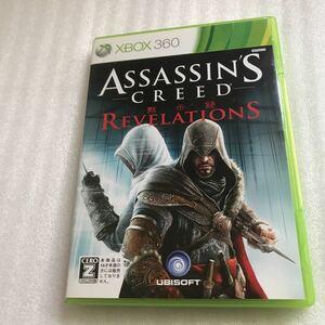 XBOX360 ソフト ASSASSIN'S REVELATIONS アサシンクリード リベレーション