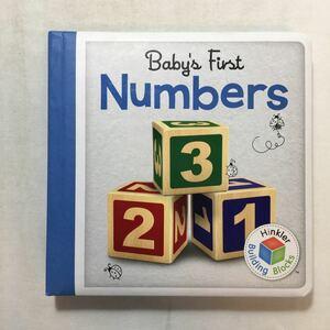 zaa-210♪Baby's First Numbers (Building Blocks) 英語版 Hinkler Books Pty Ltd (著) ボードブック 2016/1/1