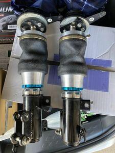 落ちるエアサス!お教えします!エアサス化 ワンオフ車高調 DIY エアバッグ 2個セット! 1つ15000円!工場直送可能!ROAMAIR AIRMEXT