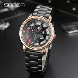 【中古品販売】【安く買えます!】三田2021高級メンズ腕時計防水カジュアルクォーツ時計日付時計男性腕時計レロジオmasculino P1025