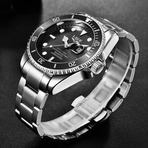【中古品販売】【安く買えます!】Ligeトップブランド新メンズ腕時計30ATM防水日付時計男性スポーツメンズクォーツ腕時計レロジオmasculino