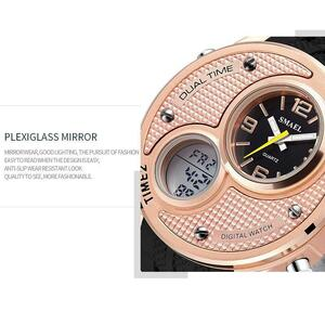 【中古品販売】【安く買えます!】メンズ腕時計防水smael合金腕時計デジタル時計男性レロジオmasculino 1199クォーツ腕時計ステンレス鋼