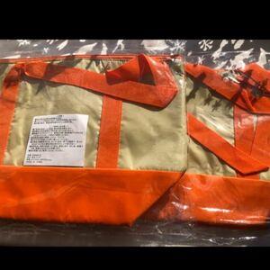 アウトドア お買い物 保冷バック 2個セット クーラーバッグ ノベルティ