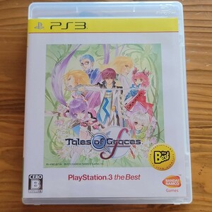 【PS3】テイルズオブグレイセス エフ