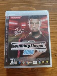 【PS3】ワールドサッカー ウイニングイレブン2008
