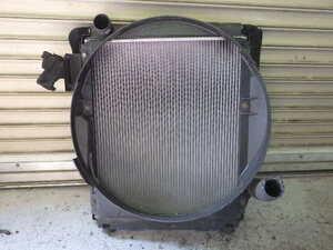 r373-79 ★ 三菱 ふそう ジェネレーションキャンター ラジエター H17年 FE72DEV 3B-4