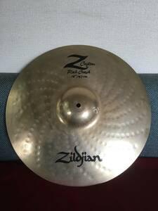 【廃盤】Zildjian Z Custom Rock Crash 18インチ 1890g