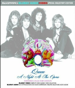 [Blu-ray] QUEEN A NIGHT AT THE OPERA =EXPANDED EDITION= BLURAY
