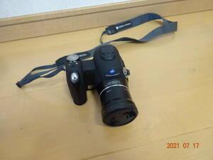 コニカミノルタ KONICA MINOLTA DIMAGE Z5 デジタルカメラ レンズ ZCA-300/Nikon L1A 52mm付 動作未確認品 ジャンク扱い 送料520円