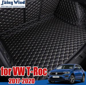 新品★ VW フォルクスワーゲン T-Roc 2017-2020 リア トランク フロアマット