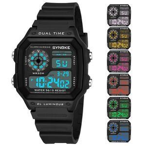 新品★ ミリタリー腕時計 防水屋外スポーツ腕時計 無地時計 男性レロジオmasculino militar