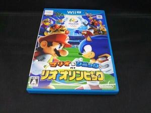 WiiU マリオ&ソニック AT リオオリンピック