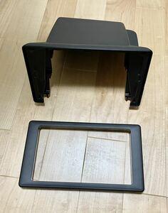 トヨタ TOYOTA ライズ RIZE オーディオパネル ナビパネル パネル 樹脂 9インチ 一式 トヨタ純正 箱