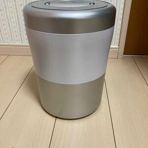 家庭用生ゴミ乾燥機                パリパリキューブライト アルファ PCL-33-GSW (グレイッシュシルバー)
